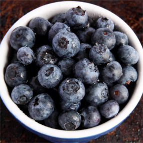 blueberries285