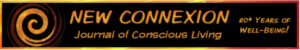 logo new connexion journal of conscious living