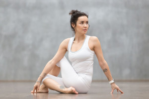 Beautiful Yoga: Matsyendrasana Pose